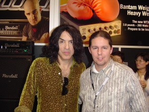 Paul Stanley & David Lutz