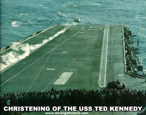 In Memory of Senator Ted Kennedy, A Tender  Dedication