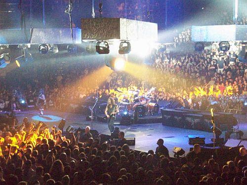 "Concert review ""METALLICA"" Sept 14th Nashville"