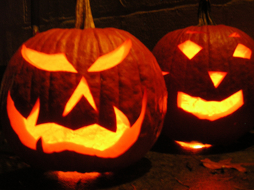 We're coming for your pumpkins...