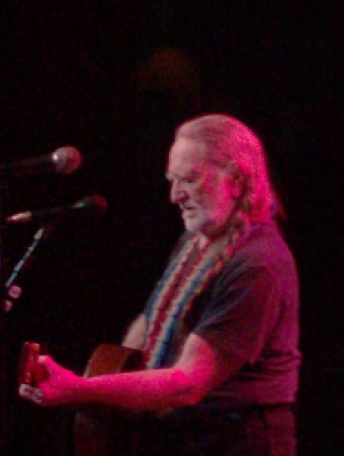 The Willie Nelson Anniversary