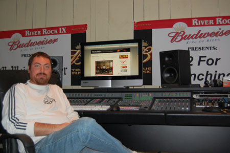 Greg Pearce --- Music Producer & Sound Engineer