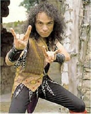 We Lost a Legend - R.I.P. Ronnie James Dio...