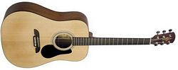 You could Win an Alvarez RD 6 guitar on July 29th at En El Rio's!!