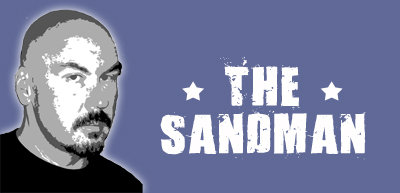 "Ten Questions with the Mighty Mike ""The Sandman"" Sanders from 103WGBF"