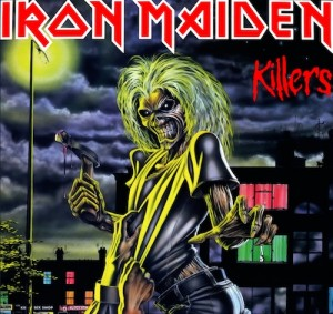 "Derek Riggs on drawing ""Eddie"" from Iron Maiden"