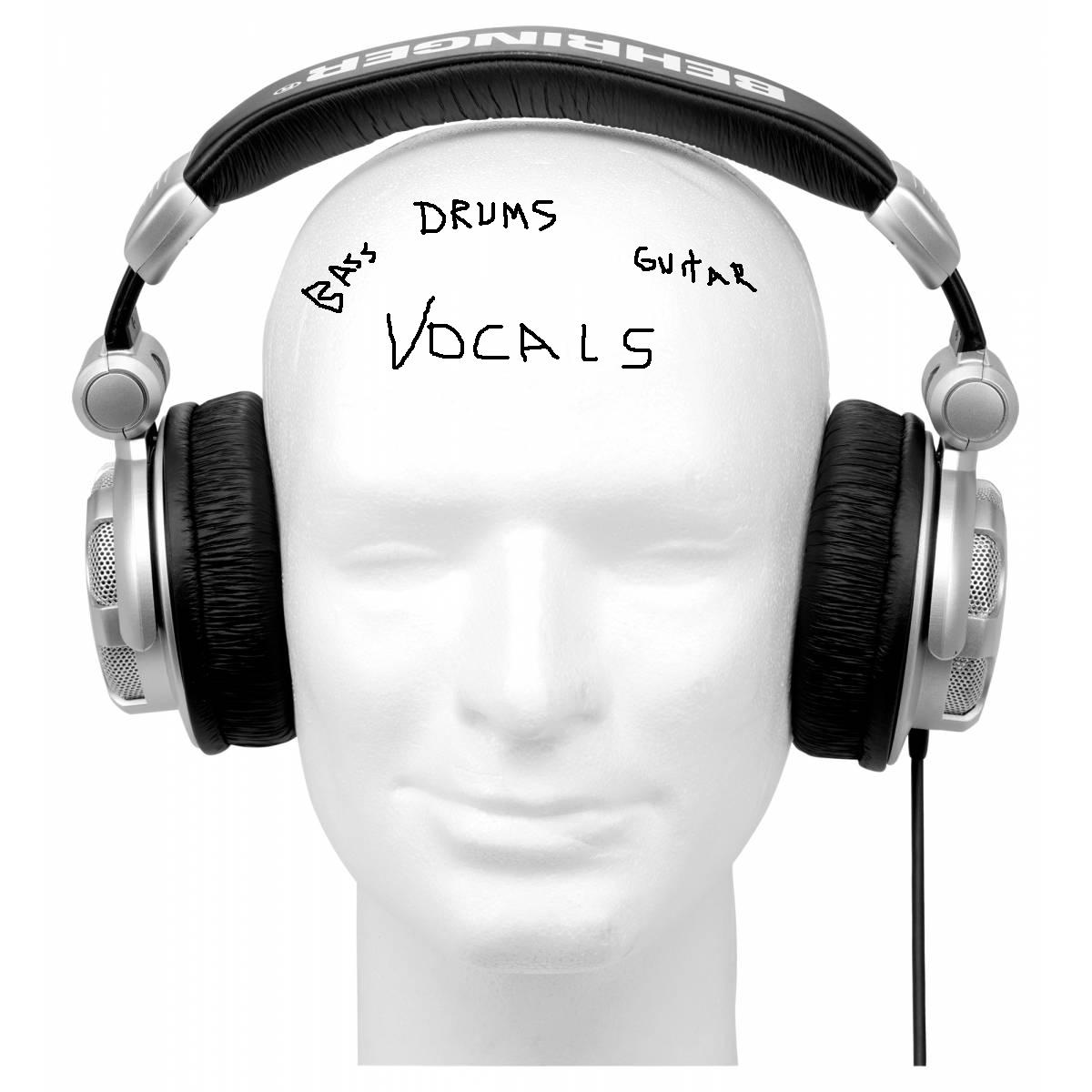 When you listen to music, do you enjoy it without analyzing it and