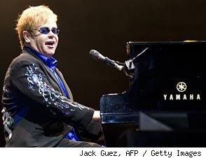 """Amercian Idol"" is boring according to Elton John"