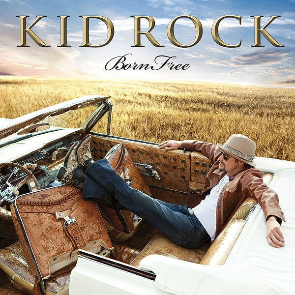 """Brief Review of Kid Rock's New Cd """"Born Free"""""""