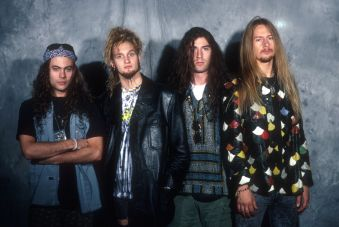 Now Two Down from Alice In Chains....R.I.P. Mike Starr