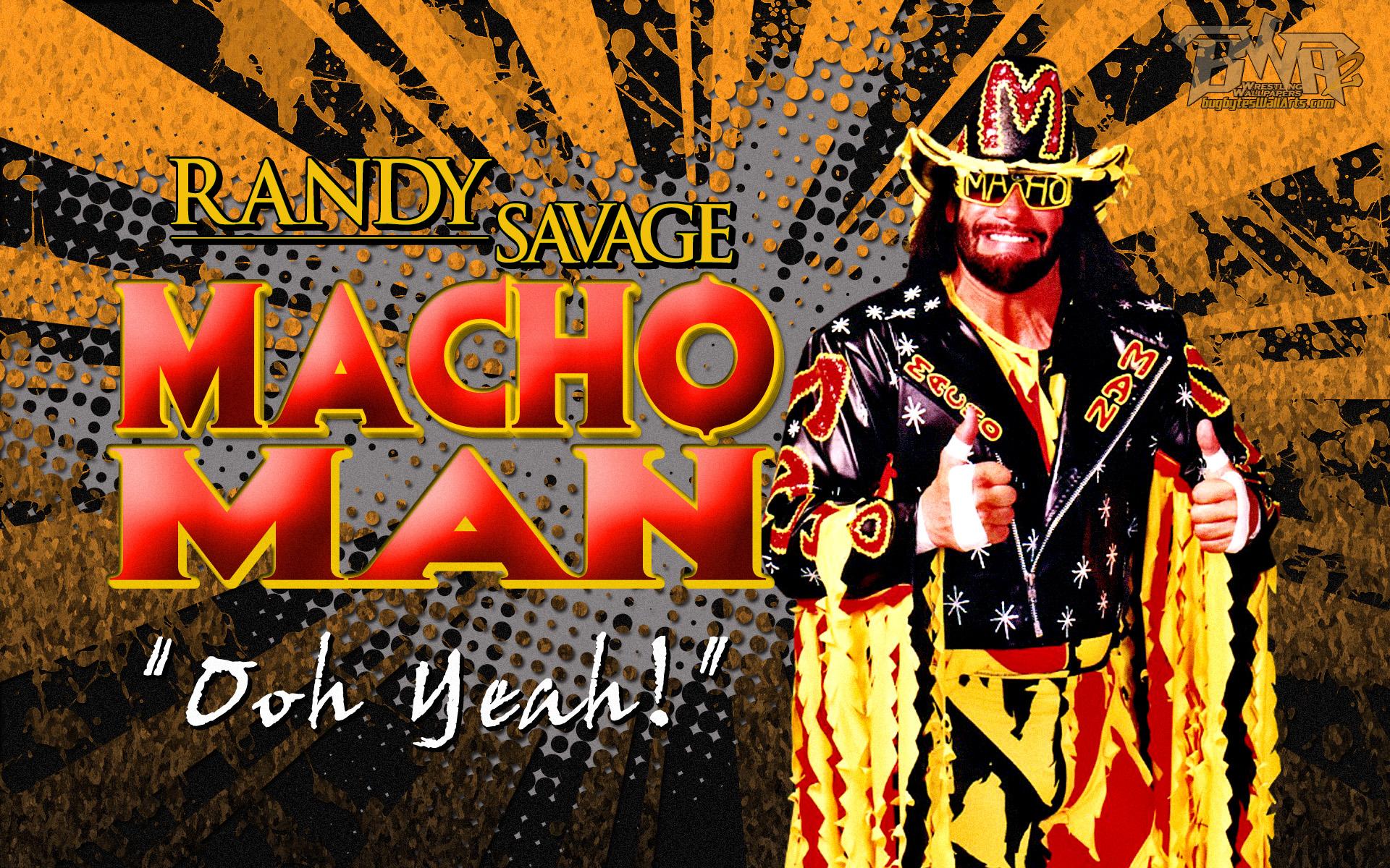 """R.I.P. Randy 'Macho Man""""  Savage"""