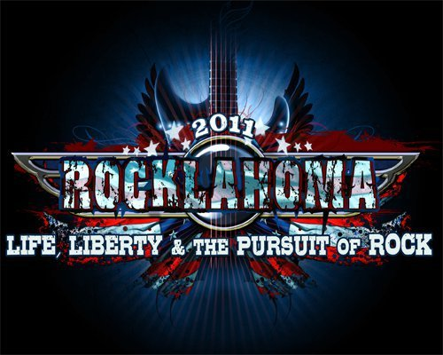 The Rocklahoma Review ! ( Day 1 ~FryDay~)