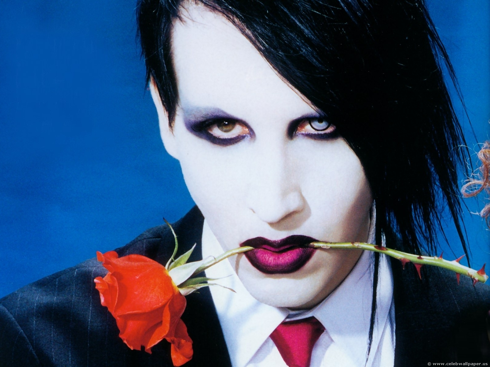 """Born Villain"" A new video from Marilyn Manson"