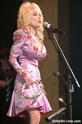 Happy Birthday Dolly Parton! :)