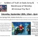 SOTIGA's Annual Toy Run Sebree ky Sept. 28th