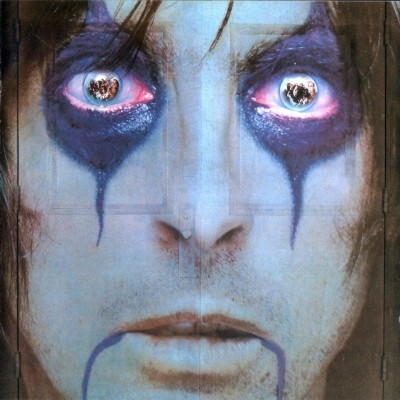 Alice Cooper - From The Inside - Front