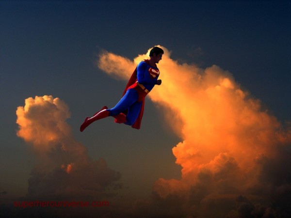 supermanflying