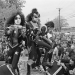 KISS comes to Cadillac High School 1975
