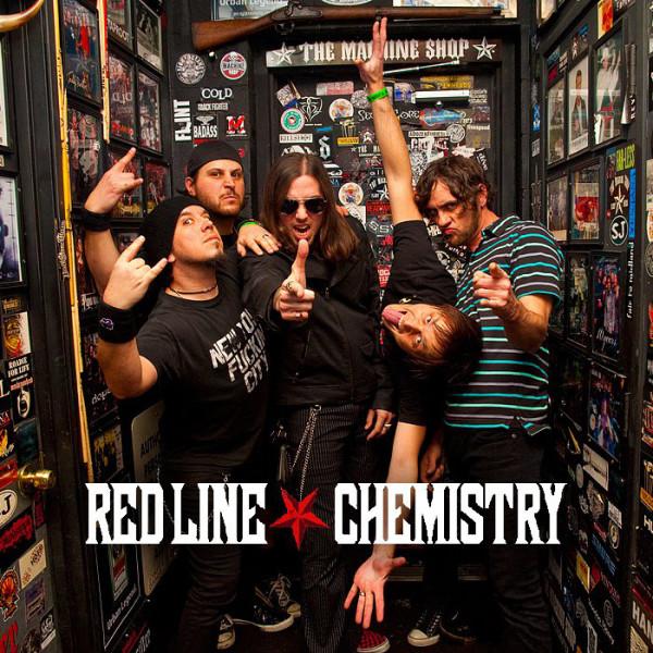 Redline Chemistry New