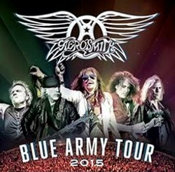 Aerosmith Blue Army Tour