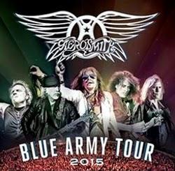 Aerosmith Blue Army Tour