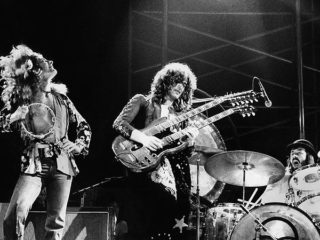 Led Zeppelin wins lawsuit!