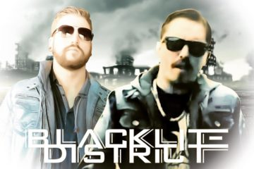 "KickActs interviews ""Blacklite District"""
