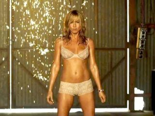 Jennifer Aniston is fed up...