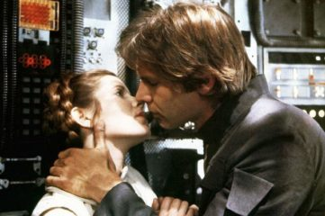 It's true! Princess Leia shagged Han Solo!