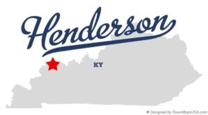 map_of_henderson_ky