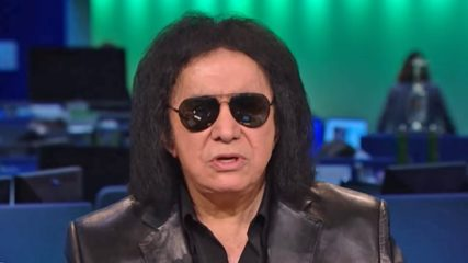 "Is Gene Simmons still right? Is ""Rock Dead?"""