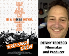 An Interview with Wrecking Crew Film Producer Denny Tedesco